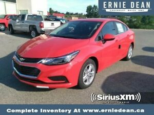 2018 Chevrolet Cruze LT  - Bluetooth -  Heated Seats