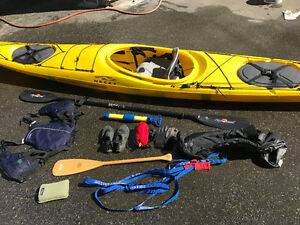 17' Necky Looksha V Sea Kayak
