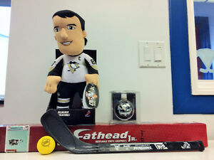 Sindey Crosby Pittsburgh Penguins Fan Pack!  50% off!