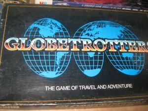 Vintage Rare Board Games.