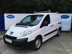 2010 Peugeot Expert 1.6HDi 90 L1 H1 Diesel Van