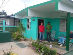 CUBA   Maison Particulière  Vivre à la cubaine ! Pas cher