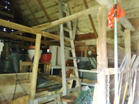 12 foot Step Ladder