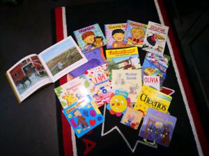 15 Kids books