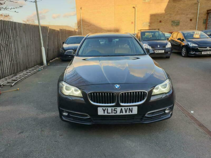2015 BMW 5 Series 2.0 525d Luxury Touring 5dr - Automatic