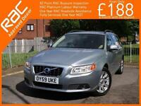2009 Volvo V70 2.4 D5 SE Turbo Diesel Geartronic 6 Speed Auto Estate Bluetooth F
