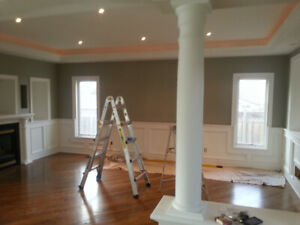 Painters & Painting Services in Oshawa / Durham Region | Skilled