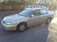 2002 Chevrolet Malibu Sedan *NEED IT GONE ASAP*