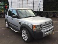 2006 Land Rover Discovery 3 2.7TD V6 ( 7st ) diesel manual
