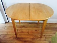 Extendable Dinning Table-Quick sale