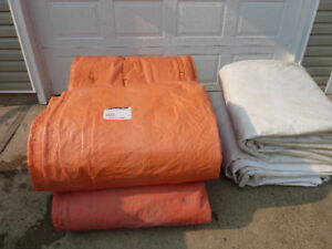 Norseman double insulated tarps
