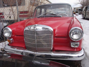 1966 Benz 200- Price Reduced, MUST GO