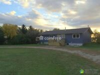 Peaceful  acreage only 40 min. from Regina!
