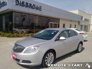 2016 Buick Verano Convenience  - Certified - Remote Start -  Bac