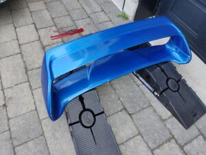 Subaru GC8  sti spoiler