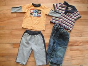 9-12 months boys outfit