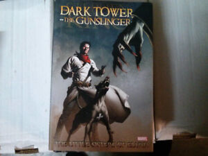 The Dark Tower The Gunslinger TPB comic (Collecting The Little S
