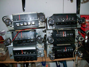 Radio d'origine Mustang 1971 1972 1973, AM et FM