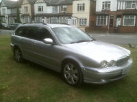 Jaguar X-TYPE 2.2D 2006MY SE