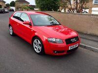 Audi A3 2.0 tdi sport.