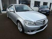 2007 Mercedes-Benz C-CLASS 2.5 C230 SPORT 4d 204 BHP Auto Saloon Petrol Automati