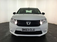 2013 63 DACIA SANDERO AMBIANCE DCI DIESEL SERVICE HISTORY FINANCE PX