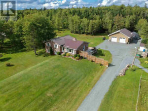 Homes for sale in Nova Scotia - Home on 5.97 acres with garage