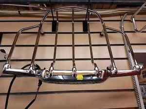 HARLEY DAVIDSON AIR WING LUGGAGE RACK .