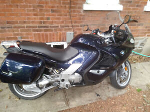 2004 BMW 1200 GT motorcycle