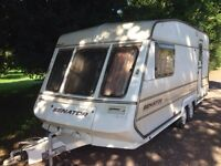 Bailey 1994 2 berth in good condition