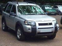 Land Rover Freelander 2.0Td4 2005MY SE 7