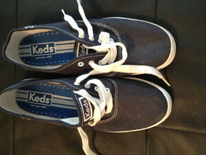 Womens keds canvas sneakers