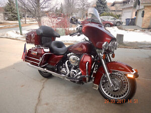 2010 Harley Davidson Electra Glide Classic