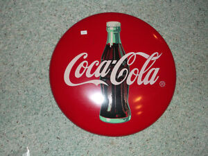 Coca Cola Button-16""