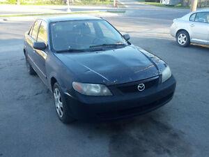 Mazda Protege 1999 a 2003 Pieces détaché a vendre 20$ et +