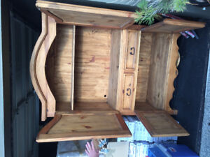 Mexican armoire