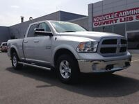 Ram 1500 4WD Quad Outdoorsman 2013