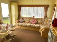 2 bed (sleeps 6) bargain static caravan with 2018 fees already paid