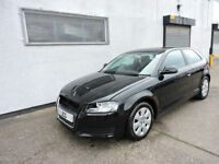 58 Audi A3 1.9TDIe Damaged Salvage Repairable Cat D
