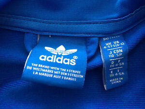 Adidas Track Suit - Size 4-5 Yrs West Island Greater Montréal image 4