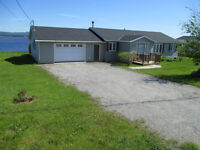 WATERFRONT PROPERTY IN STEPHENVILLE CROSSING, NL