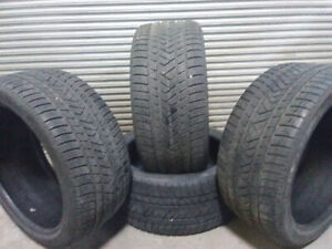 (PIRELLI) WINTER  TIRES ONLY $800