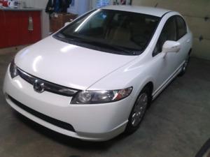 Civic hybride 51000 km