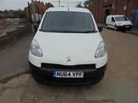 Peugeot Partner 1.6 HDI 2014 / 64 REG NO VAT