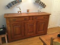 """Large Sideboard dimensions W6ft X D20""""X H41"""" vgc"""