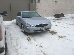 2005 Buick Allure Cxs Sedan trade for old truck or van
