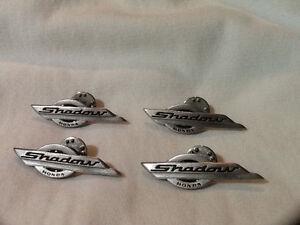 Honda Shadow Motorcycle Vest Lapel Pins