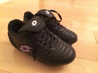Souliers de soccer – Marque Lotto - Soccer shoes