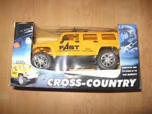 Brand New 4WD Cross-Country Car- Battery operated West Island Greater Montréal image 1