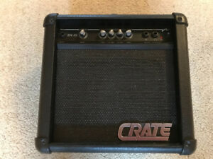 CRATE BASE  BX- 15 AMP WITH COVER